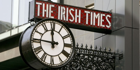 Irish  Times doesn't necessarily correct mistakes.  By Michael Smith