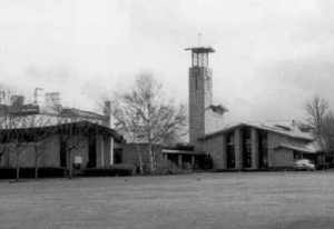 Gonzaga College, 1955 and Chapel, 1966-67