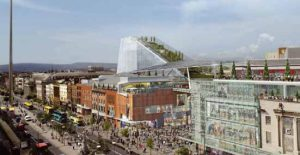 Coveney's high-rise diktat may encourage developments like this old proposal for Dublin's O'Connell St